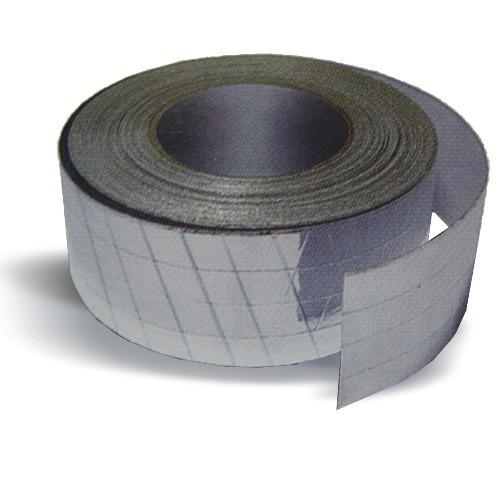 скотч алюминиевый армированный 100 50